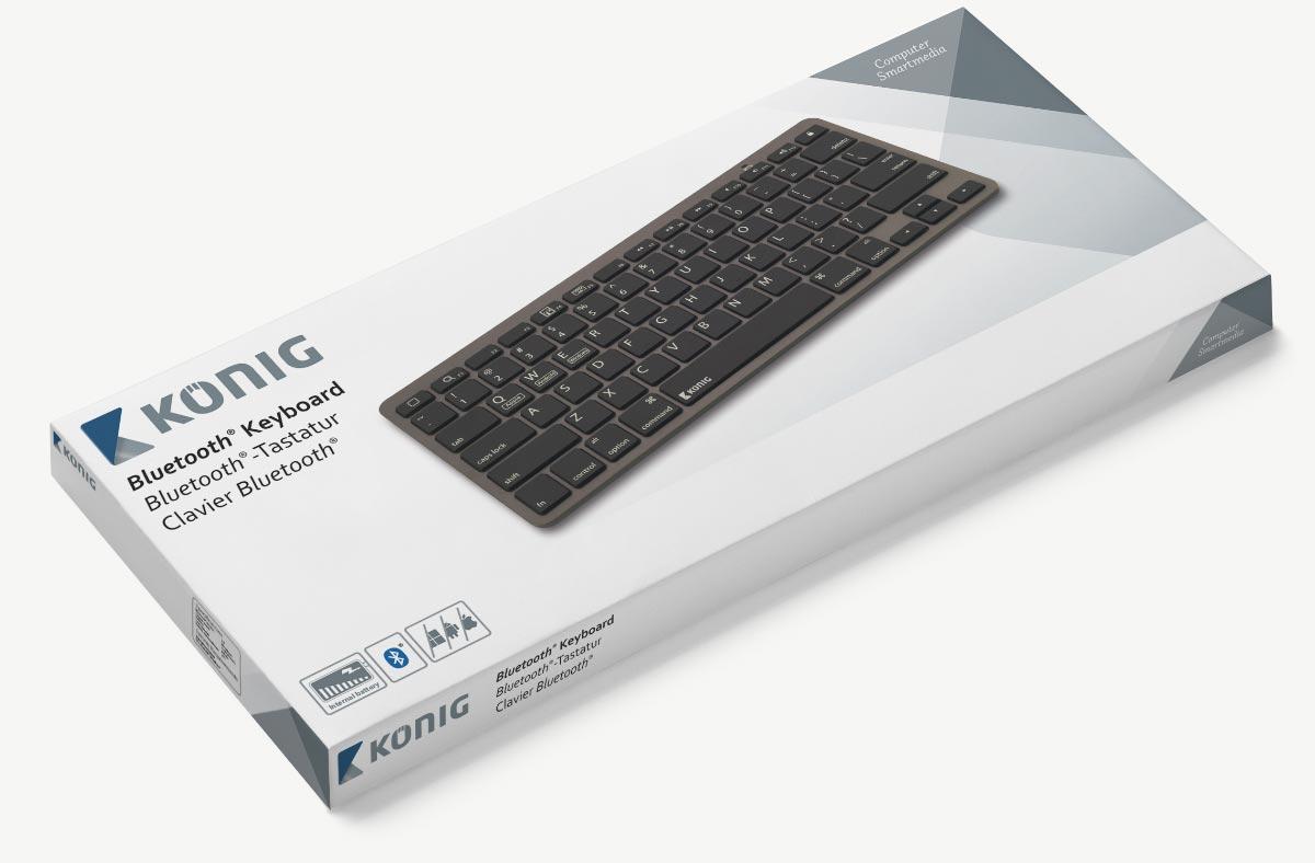 Verpakking Konig CSKBBT100 toetsenbord