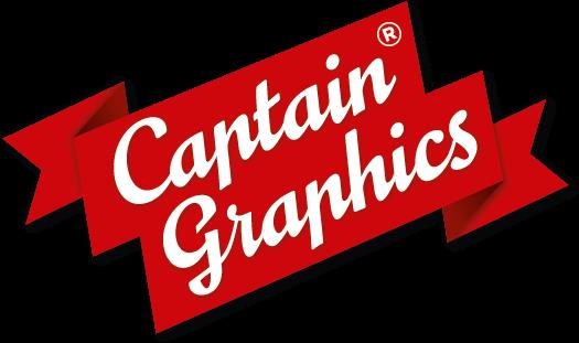 Captain Graphics logo