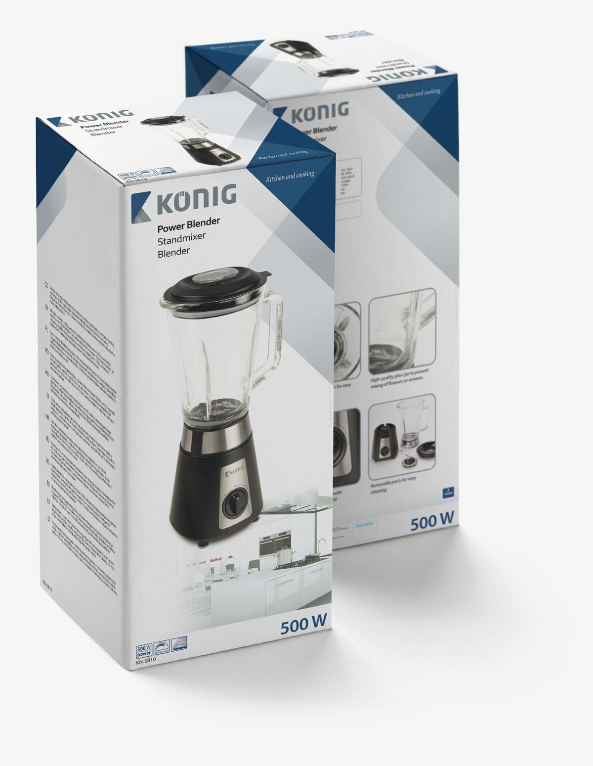Verpakking Konig KN-SB10 Standmixer