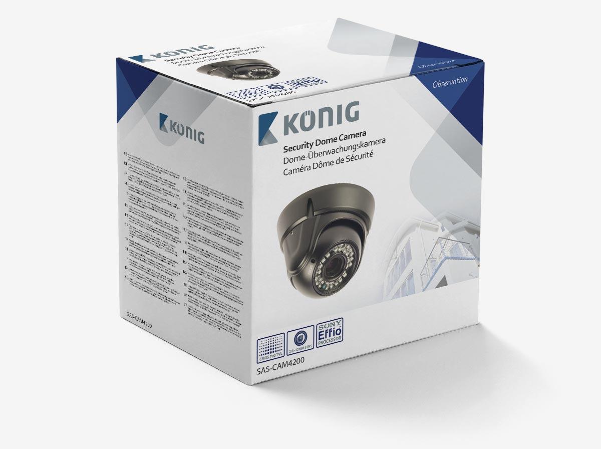Verpakking Konig SAS-cam 4200
