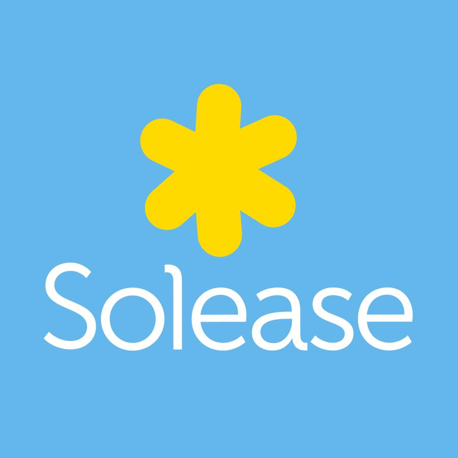 Omslag Solease Identity logo